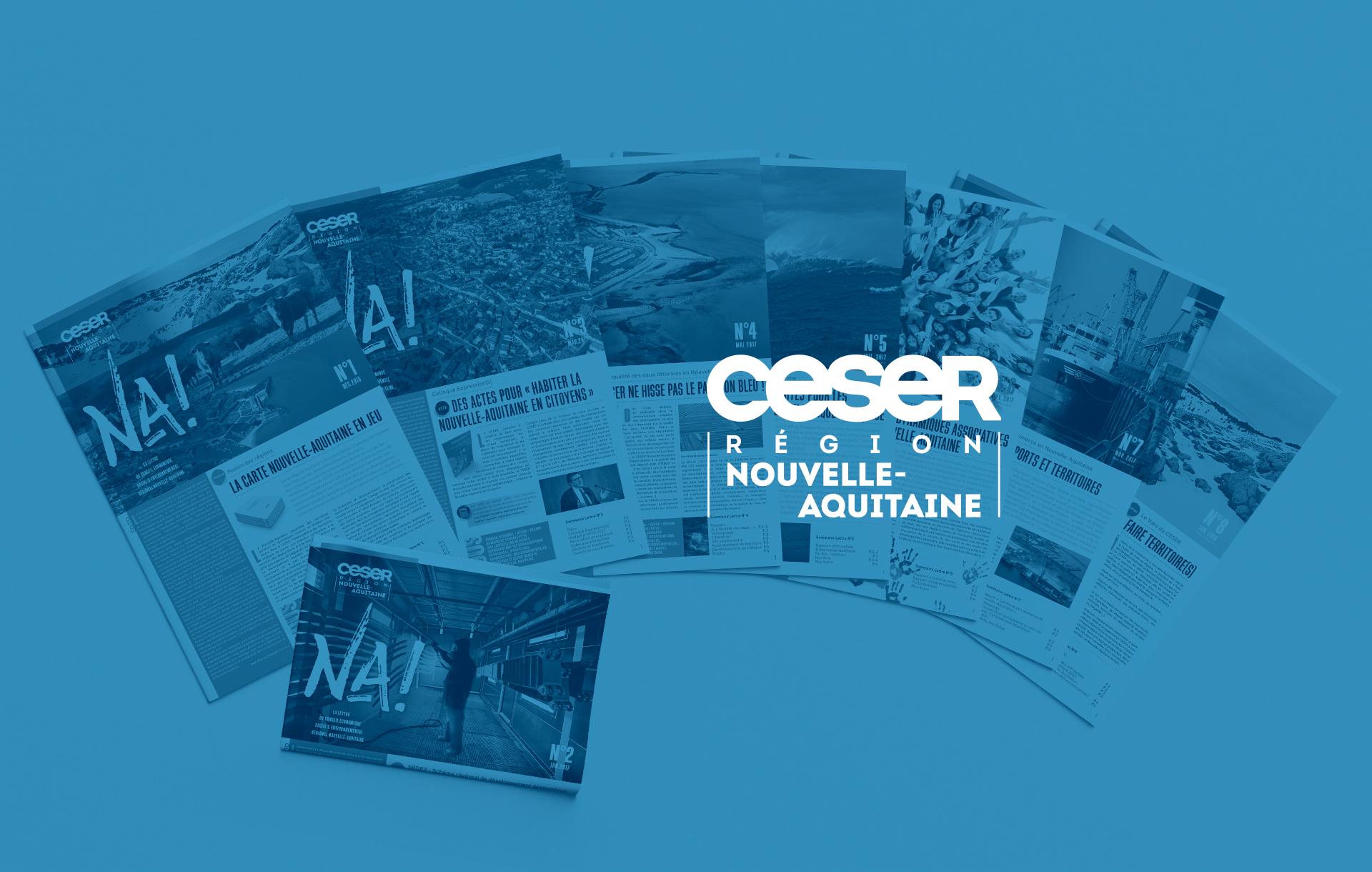 Lettres du CESER Nouvelle Aquitaine